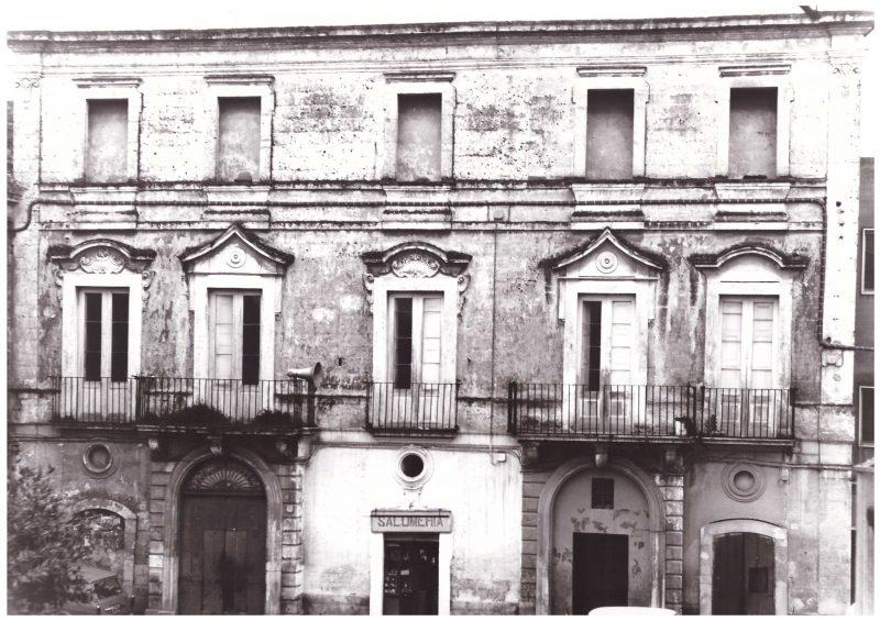 Capurso, foto storica